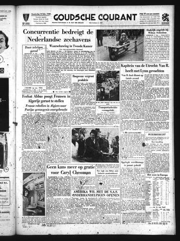Goudsche Courant 1960-02-18