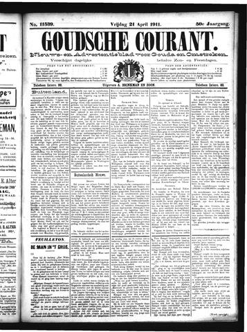 Goudsche Courant 1911-04-21