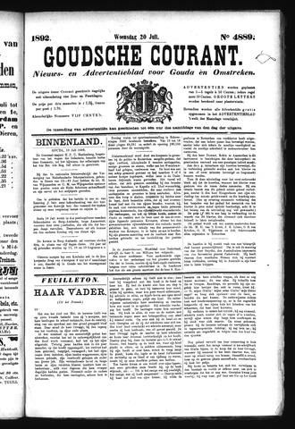 Goudsche Courant 1892-07-20