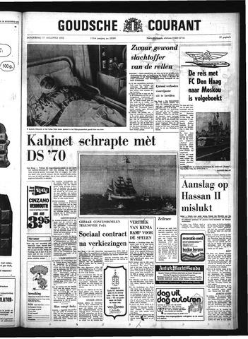 Goudsche Courant 1972-08-17