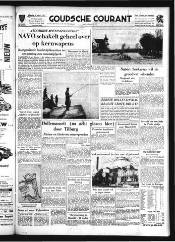 Goudsche Courant 1957-04-08