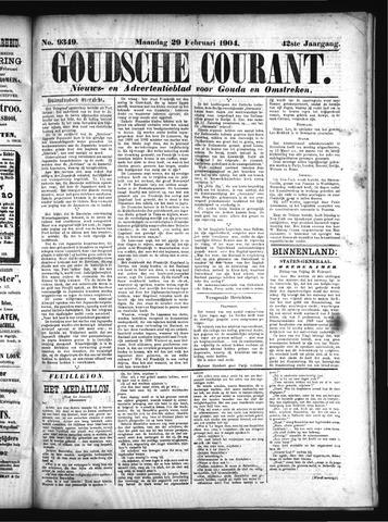Goudsche Courant 1904-02-29