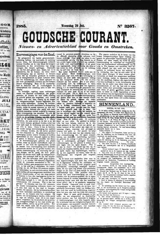 Goudsche Courant 1885-07-29