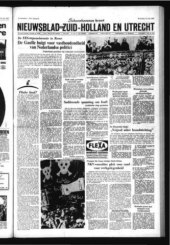 Schoonhovensche Courant 1967-05-31