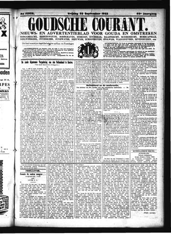 Goudsche Courant 1925-09-25