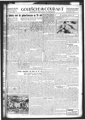 Goudsche Courant 1944-07-27