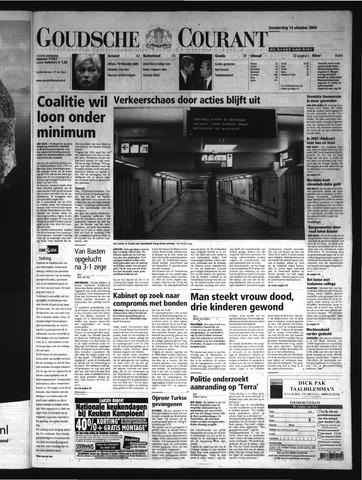 Goudsche Courant 2004-10-14