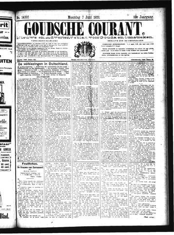 Goudsche Courant 1920-06-07