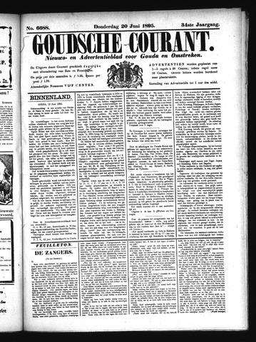 Goudsche Courant 1895-06-20