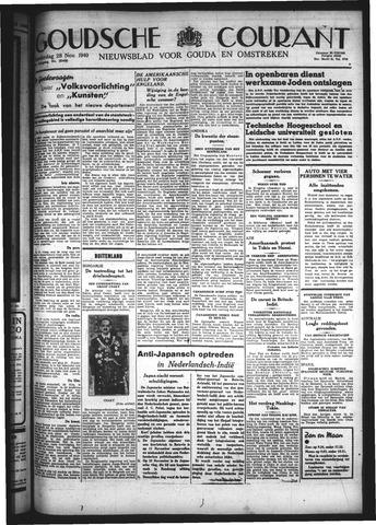 Goudsche Courant 1940-11-28