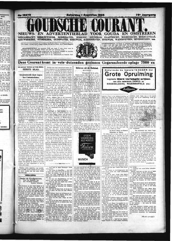 Goudsche Courant 1936-08-01