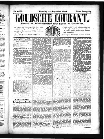Goudsche Courant 1894-09-22