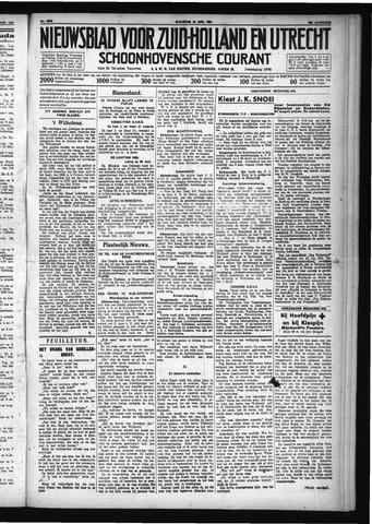 Schoonhovensche Courant 1931-06-15