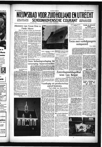 Schoonhovensche Courant 1955-05-09