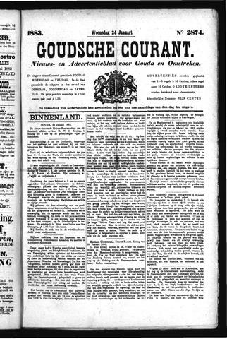 Goudsche Courant 1883-01-24