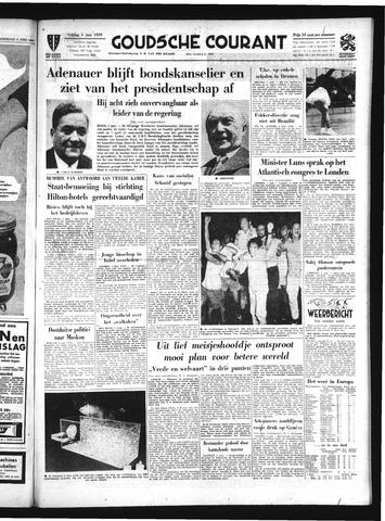 Goudsche Courant 1959-06-05