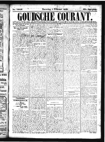 Goudsche Courant 1919-02-01