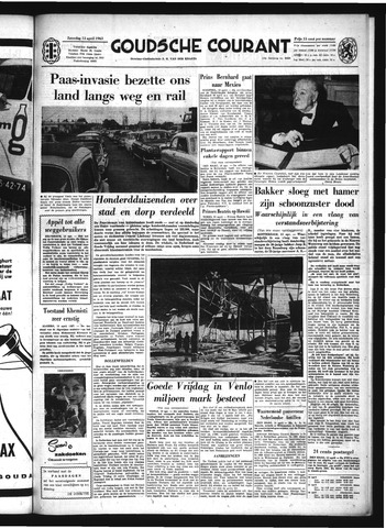 Goudsche Courant 1963-04-13