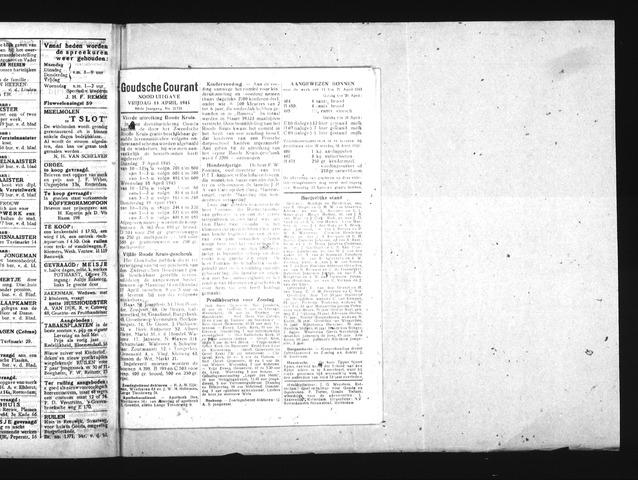 Goudsche Courant 1945-04-13