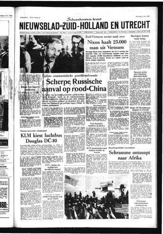 Schoonhovensche Courant 1969-06-09