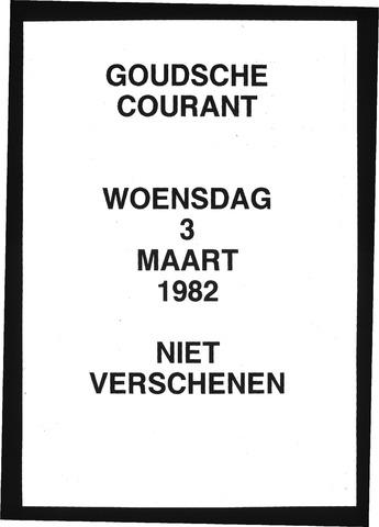 Goudsche Courant 1982-03-03