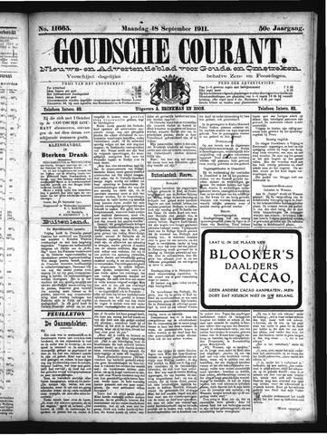Goudsche Courant 1911-09-18
