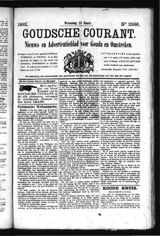 Goudsche Courant 1881-03-23