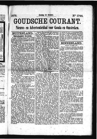 Goudsche Courant 1875-10-31