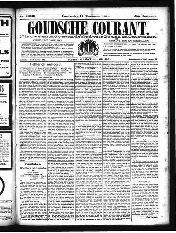 Goudsche Courant 1919-11-13