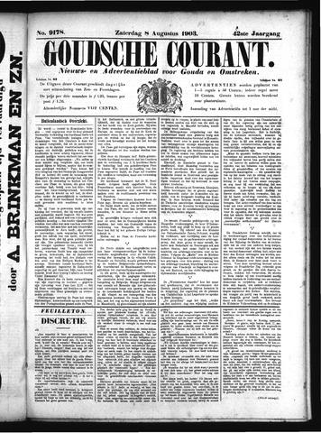 Goudsche Courant 1903-08-08