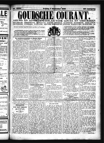 Goudsche Courant 1926-11-05