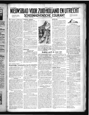 Schoonhovensche Courant 1948-03-05