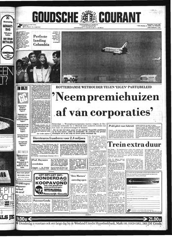 Goudsche Courant 1981-04-15