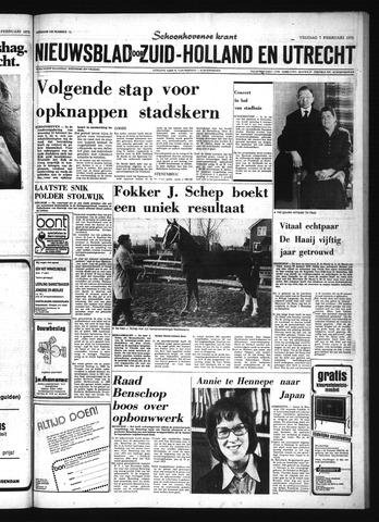 Schoonhovensche Courant 1975-02-07