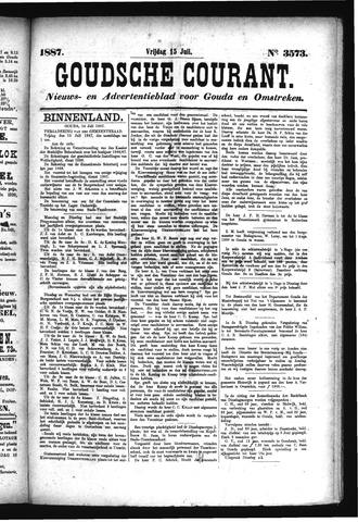 Goudsche Courant 1887-07-15