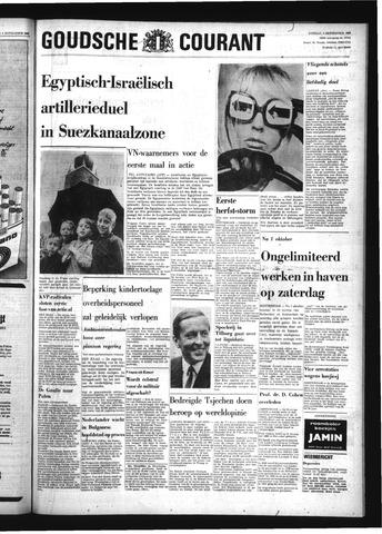 Goudsche Courant 1967-09-05