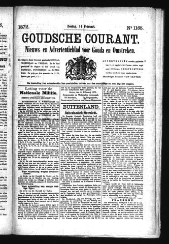 Goudsche Courant 1872-02-11