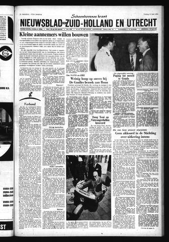 Schoonhovensche Courant 1965-06-11
