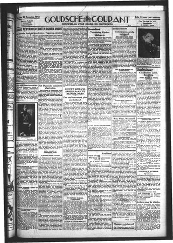 Goudsche Courant 1943-08-31