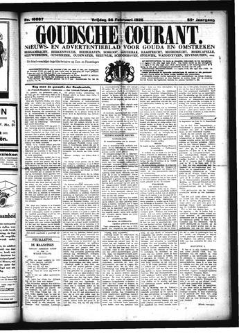 Goudsche Courant 1926-02-26