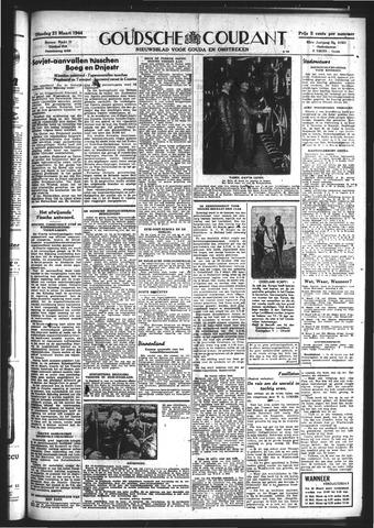Goudsche Courant 1944-03-21