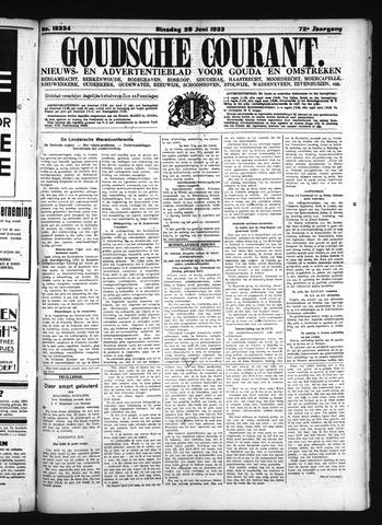 Goudsche Courant 1933-06-20