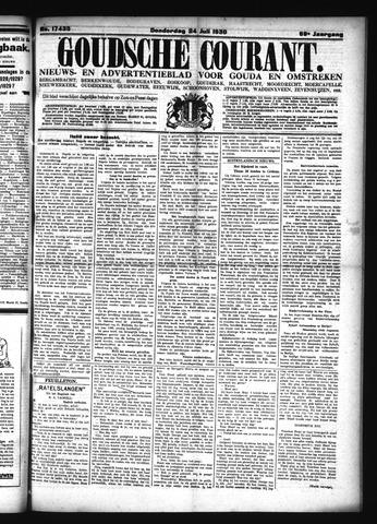 Goudsche Courant 1930-07-24