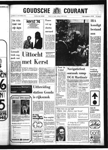 Goudsche Courant 1974-12-21