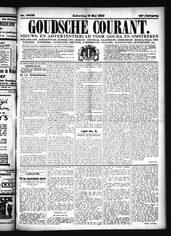 Goudsche Courant 1923-05-19
