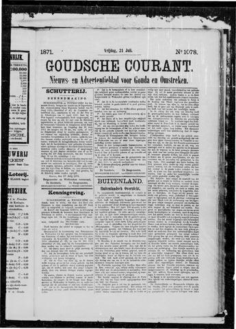 Goudsche Courant 1871-07-21