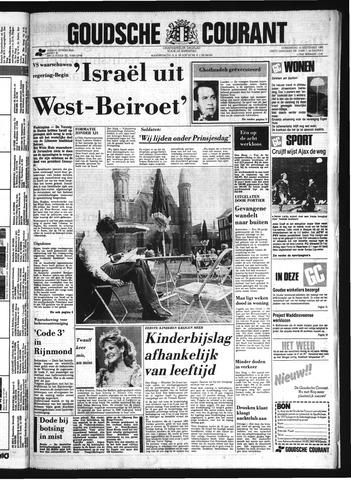 Goudsche Courant 1982-09-16