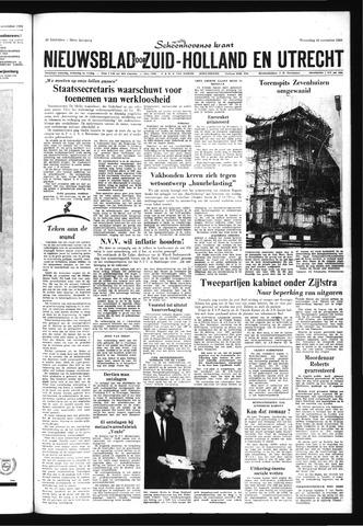 Schoonhovensche Courant 1966-11-16