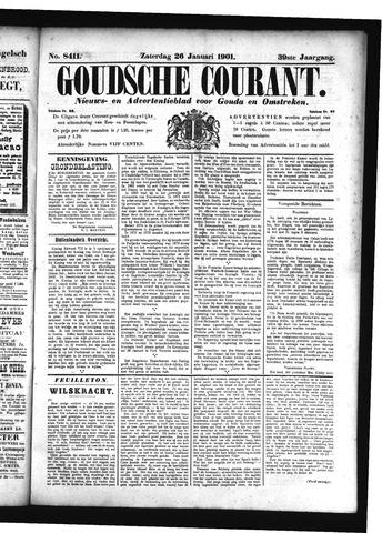 Goudsche Courant 1901-01-26