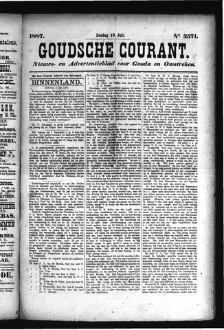 Goudsche Courant 1887-07-10